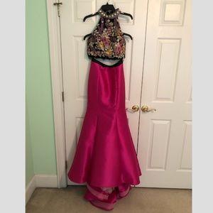 Prom Dress - 2 piece
